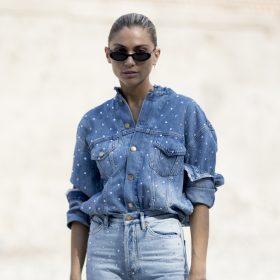 Camicia jeans donna