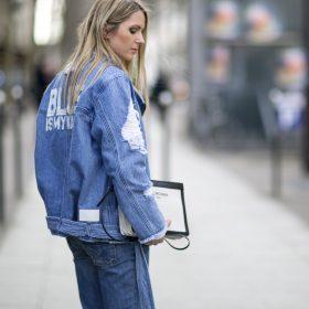 Giacche di jeans donna