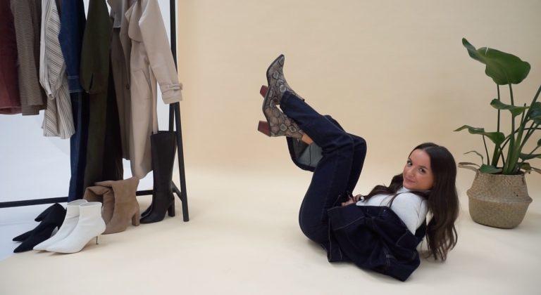 Come indossare gli ankle boots più trendy della stagione