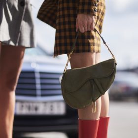 The Saddle Bag: la borsa a sella torna di moda