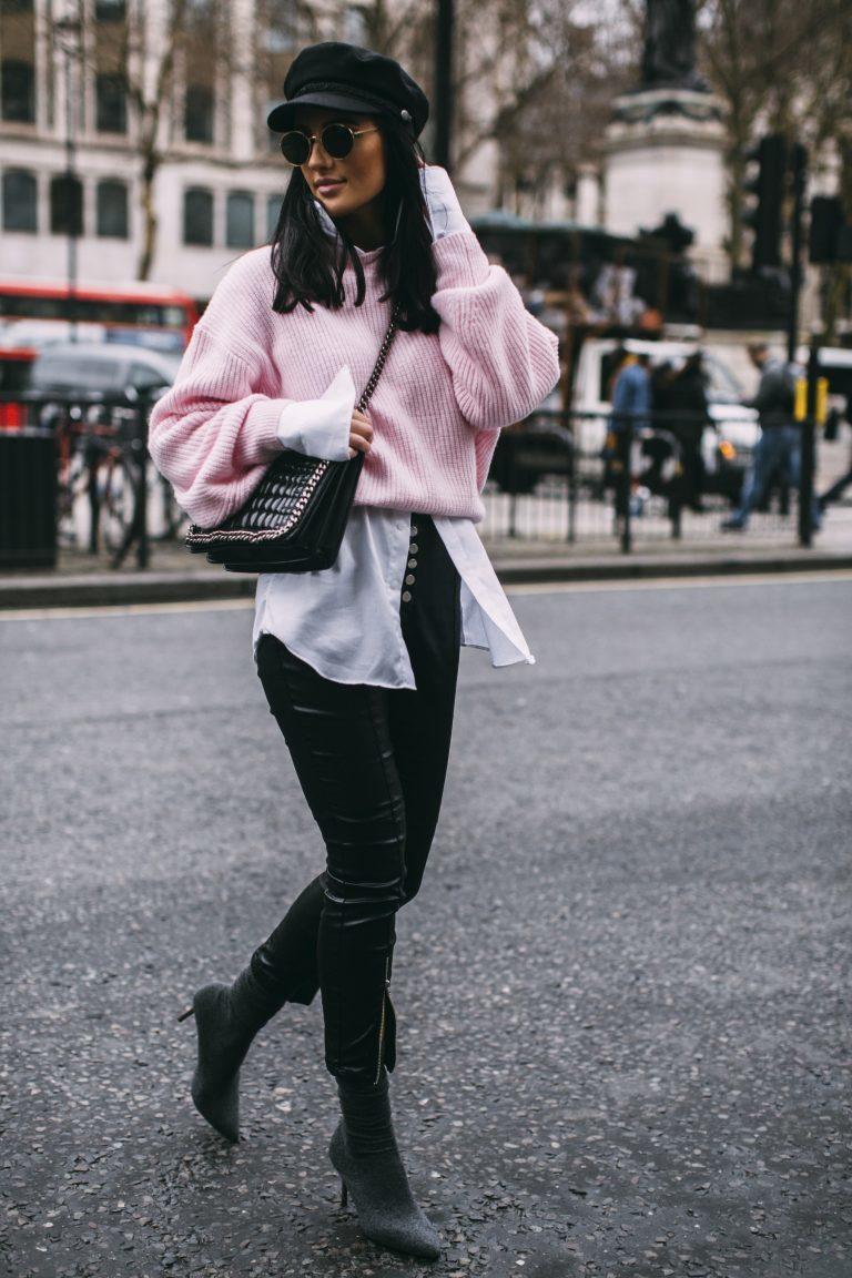 Outfit pantaloni neri: 4 proposte di stile facili e chic per la primavera