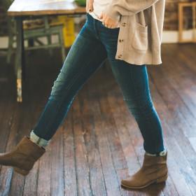 Jeans e stivaletti: la combinazione perfetti