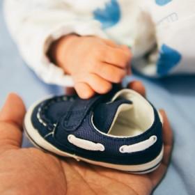 Scarpe neonati