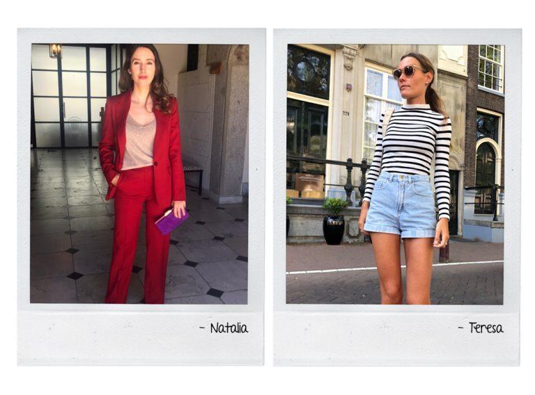 Fashion secrets: intervista doppia Teresa & Natalia