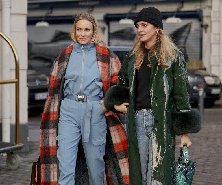 I cappotti più belli: rischio amore a prima vista!