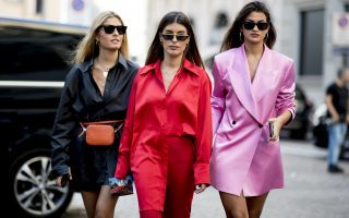 La settimana della moda è qui