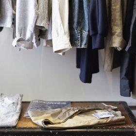 Come sistemare l'armadio per la nuova stagione