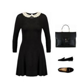 Il little black dress