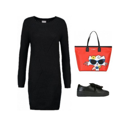 Il little black dress