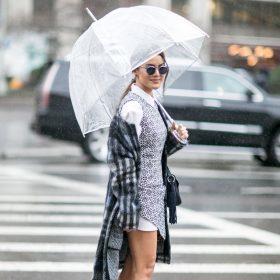 Cosa indossare in una giornata autunnale di pioggia?