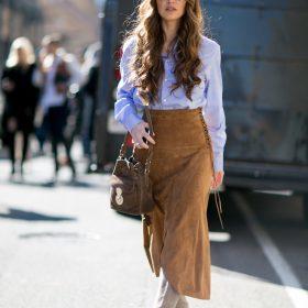 Come indossare la gonna maxi in primavera: i consigli per realizzare l'outfit perfetto