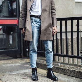 Jeans straight da uomo