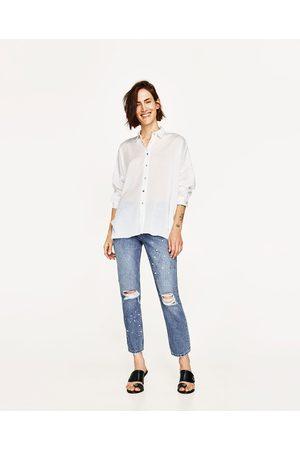 aspetto dettagliato 9bad0 19191 Zara Outlet Camicie Donne, compara i prezzi e acqusita online