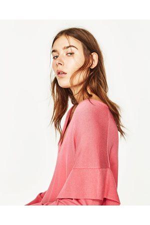 Zara PULLOVER VOLANT - Disponibile in altri colori