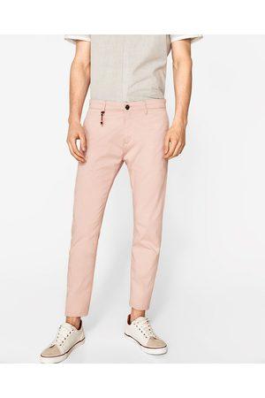Zara PANTALONI CHINO SKINNY FIT - Disponibile in altri colori