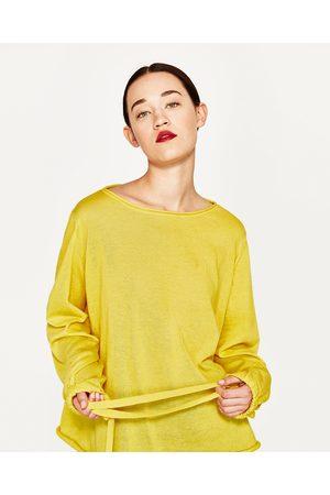 Donna Maglione - Zara PULLOVER MANICHE A PALLONCINO - Disponibile in altri colori