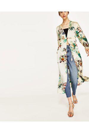Donna Kimono - Zara KIMONO LUNGO