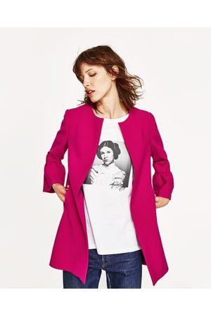 I Online Zara E Compara Volant Donne Acqusita Prezzi Cappotti 1nwrIpwxq8