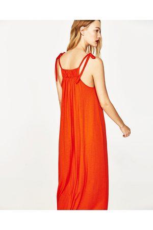 Donna Cinture e Bretelle - Zara VESTITO LUNGO BRETELLE - Disponibile in altri colori