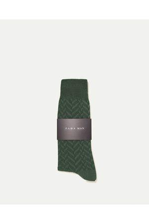 Uomo Calze - Zara CALZINO SPIGATO - Disponibile in altri colori
