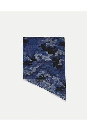 Zara FOULARD MIMETICO - Disponibile in altri colori