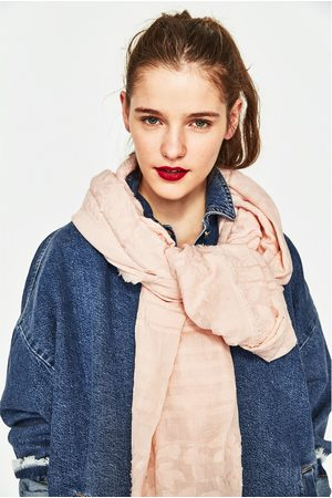 Donna Sciarpe - Zara FOULARD 100% COTONE - Disponibile in altri colori