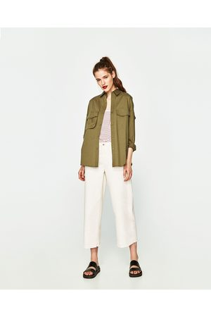 Regalo e acqusita compara Donne i prezzi Zara Camicie online fwdqxOAB