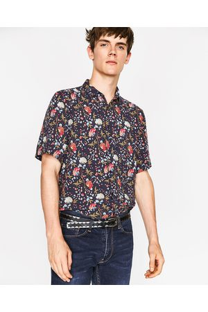 Camicie Uomo Abbigliamento Fashiola Acquista Yaqhyzv Conveniente Zara It Inq6g5xx