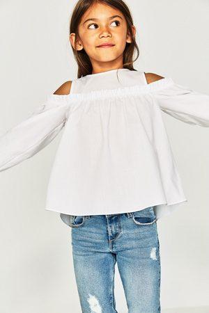 più foto 0a313 4aa72 Zara Bianca Camicie Bambine, compara i prezzi e acqusita online