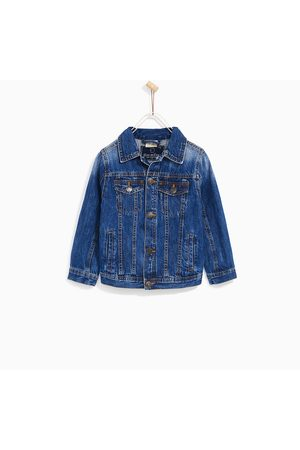 Zara GIUBBOTTO DENIM BASIC