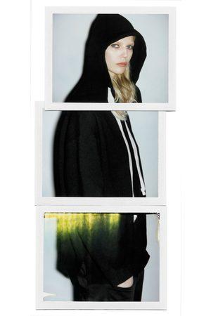 Zara FELPA OVERSIZE CAPPUCCIO - Disponibile in altri colori