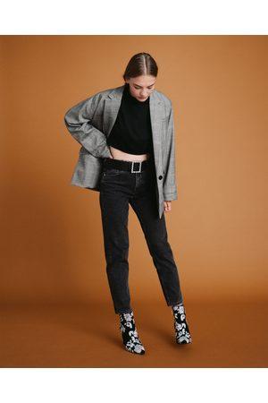 Zara Neri A I Jeans Acqusita Online Alta Prezzi DonneCompara Vita E 5j4R3AL