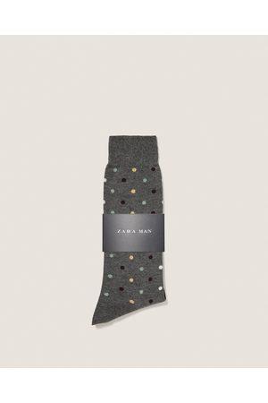 Zara CALZINO A POIS - Disponibile in altri colori
