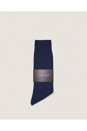 Uomo Calze - Zara CALZINO A COSTINE - Disponibile in altri colori