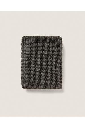 Zara SCIARPA IN MAGLIA BICOLORE - Disponibile in altri colori