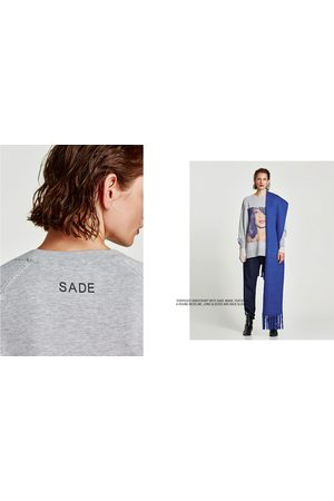 Zara FELPA SADE - Disponibile in altri colori