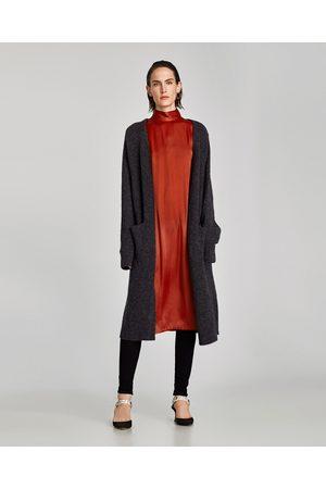 Zara CARDIGAN LUNGO - Disponibile in altri colori