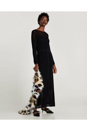 Donna  Vestiti lunghi  Zara. Zara ABITO LUNGO RED 3559f77ee1d