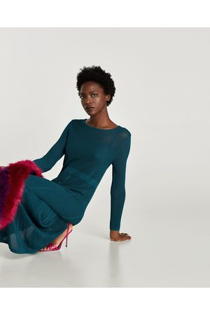 Zara ABITO LUNGO RED - Disponibile in altri colori