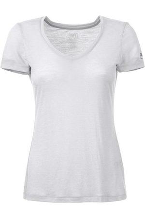 Supernatural Base V-Neck 140 - maglietta tecnica - donna. Taglia XS
