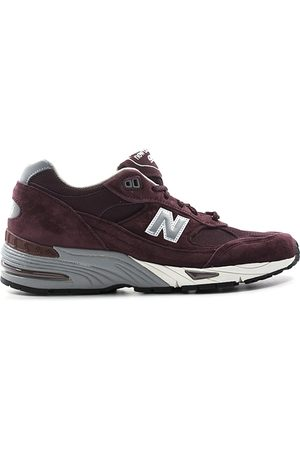 New Balance Uomo Sneakers - Sneakers trendy uomo bordeaux