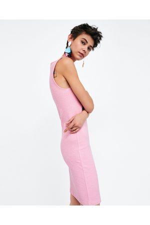 Zara Vestiti - TEXTURED SHIFT DRESS