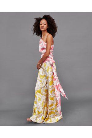 pantaloni zara donne 2018