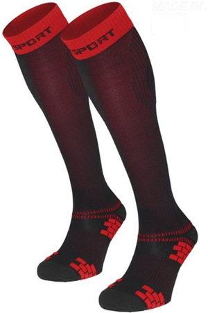 BV Sport Uomo Calze - XLR Evo Compression - calze a compressione - uomo. Taglia S