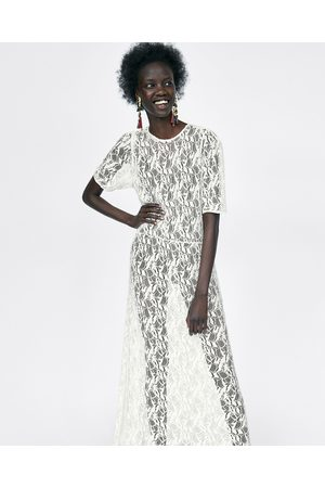 48e04a35b5d3 Zara Donna Vestiti da sera Online