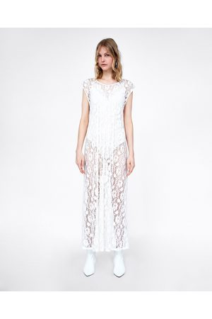 Zara Donna Vestiti da sera Online  604f007834f