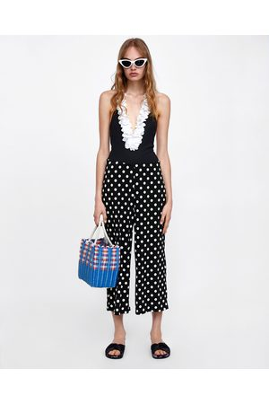 Donna E OnlineFashiola Compara Zara Culotte Pantaloni it Acquista A4R35jL