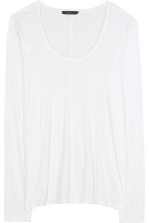The Row Donna Top - Top Baxerton in jersey
