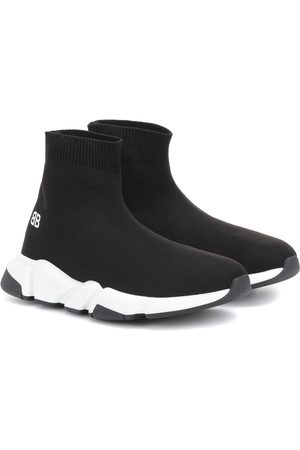 Balenciaga Kids - Sneakers Speed Trainer in jersey stretch