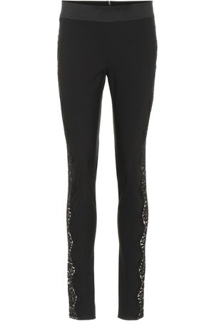 Stella McCartney Leggings con pizzo